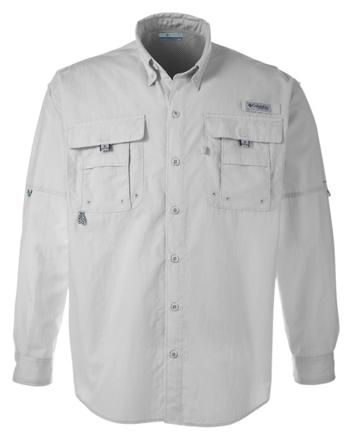 Custom Embroidered Men's Bahama™ II Long-Sleeve Shirt