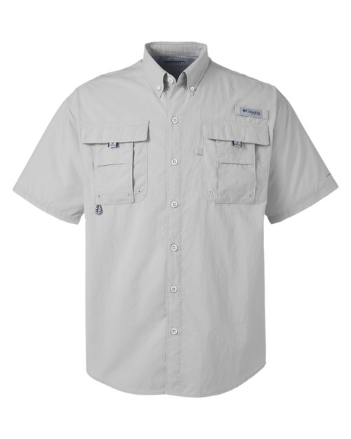 Custom Embroidered Men's Bahama™ II Short-Sleeve Shirt