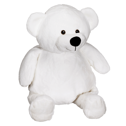 Mister Buddy Bear - White