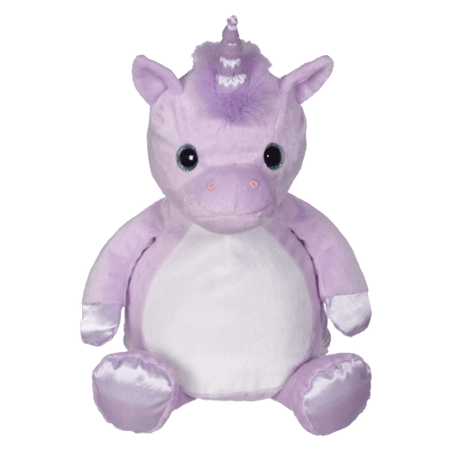 Violet Unicorn Buddy