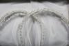 Hand made Greek wedding crowns stefana by Crown Stefana