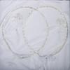 Traditional Greek Orthodox Wedding crowns by www.crownstefana.com