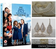 Universal Pictures (UK) Partners up with Crown Stefana for the  DVD & digital release of My Big Fat Greek Wedding 2