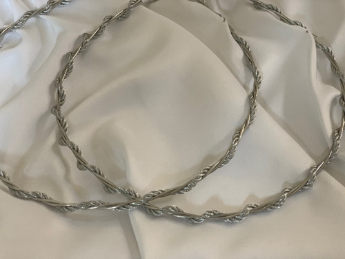 Silver Infinity Stefana by Crown Stefana