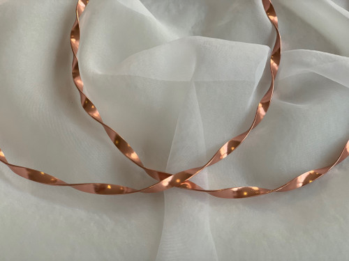 Rose Gold Unity Stefana by Crown Stefana