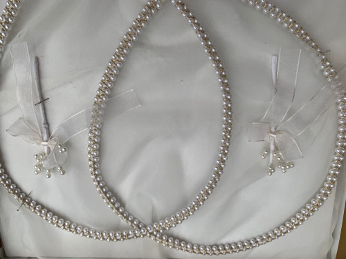 Crown Stefana Greek Orthodox Wedding Crowns