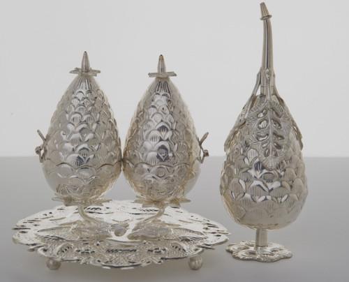 Kapnistiri Merecha greek orthodox wedding essentials