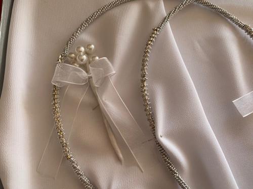 Destiny Stefana - Handmade wedding crowns direct from Cyprus. We ship worldwide.