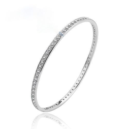 Crystal Bangle www.crownstefana.com