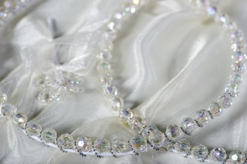 Greek Orthodox wedding crowns by www.crownstefana.com