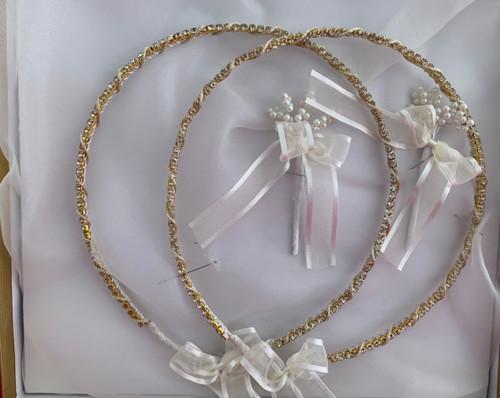 Gold Brilliance by Crown Stefana - we ship worldwide.