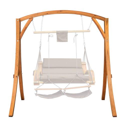 Danlong Wooden Hanging Chair Stand Danlong Hammcoks