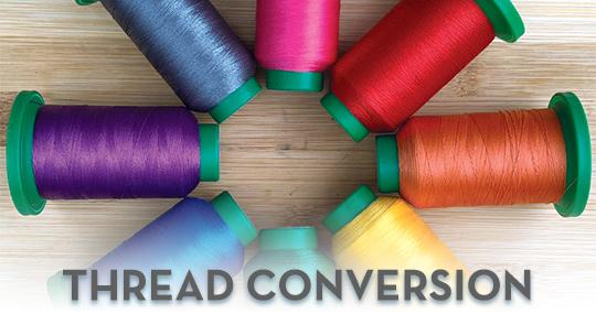 Thread Conversion Charts