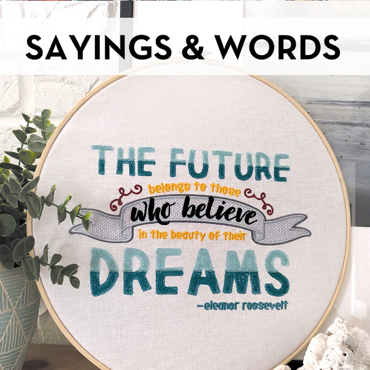 Sayings & Words