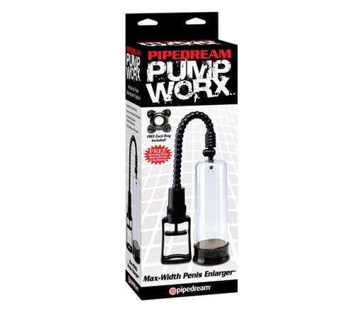 Pump Worx Max-Width Penis Enlarger