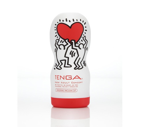 Tenga Keith Haring Deep Throat