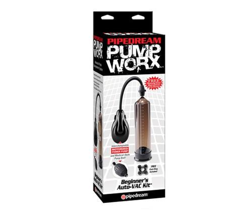 Pump Worx Beginner's Auto VAC Kit