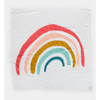 Rainbow Baby Muslin Swaddle