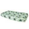 Muslin Changing Pad Cover, Palms