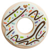 Single Donut Silicone Teether, Mint