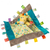 Taggies Giraffe Activity Security Blanket