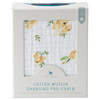 Changing Pad Cover, Sweet Rose