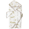 Hooded Towel Set, Gators