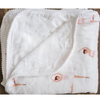 Triple Layer Muslin Blanket, Ballerinas