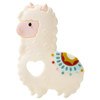 Single Desert Llama Silicone Teether
