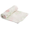 Deluxe Muslin Swaddle, Pink Peony