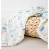 Bamboo Muslin Swaddle, Tiny Village