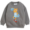 Mini Rodini Cheercat Sweatshirt