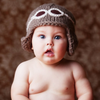 Aviator Hat, Brown