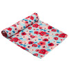 Muslin Swaddle, Painted Poppies