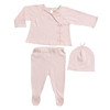 Newborn 3-Piece Set, Pink