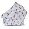 Covered Goods Multi Use Car Seat Cover, Unicorn