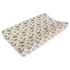 Vintage Dino Changing Pad Cover