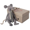 Cool Rat in a Box, Blue
