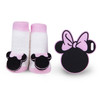 Minnie Mouse Silhouette Teether Gift Set