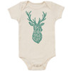 Organic Cotton Bodysuit, Be Wild & Free