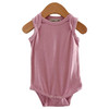 Sleeveless Bodysuit, Mauve Lilac