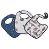 Cotton Muslin Bib Set, Planetary