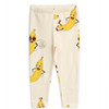 Mini Rodini Banana Leggings, Offwhite