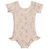 Rylee & Cru Leotard, Flamingo