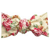 Top Knot Headband, English Garden