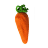 Carrot Rattle