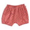 Oeuf Bubble Shorts, Rust/Tulips