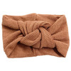 Twist Knot Headband, Teddy