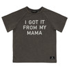 Rock Your Baby Short Sleeve Tee, I Got it From My Mama