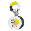 Sushi Roll Teether & Clip
